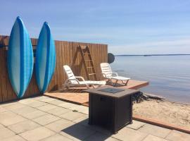 Lakeshore Beach House, North Bay (Nipissing Beach yakınında)