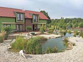 Lake View Apartments near Golf Resort Kunětická Hora, Dříteč