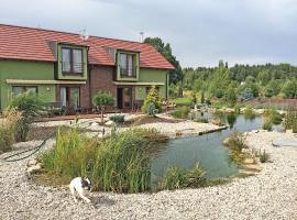 Lake View Apartments near Golf Resort Kunětická Hora, Dříteč, Pardubice