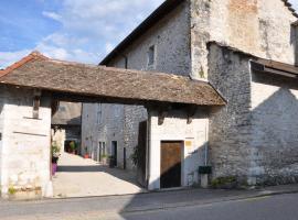 Le Prieuré, Ceyzérieu (рядом с городом Artemare)
