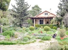 Beautiful Eco Farm House, Nea Makri