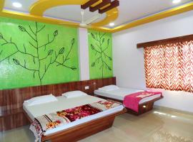 Hotel Om Shiva, Godarpura