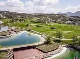 ​Exe Las Margas Golf, Латас