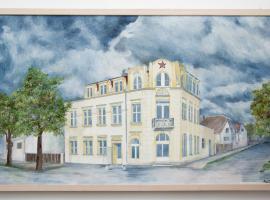 Hotel Modrá hvězda Sadská, Sadská (Miškovice yakınında)