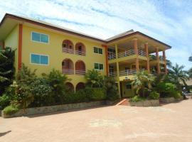 Kingstel Hotel, Takoradi