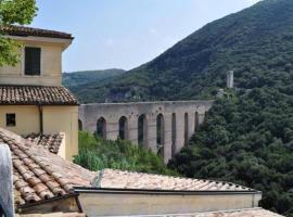 Hotel Gattapone, Spoleto