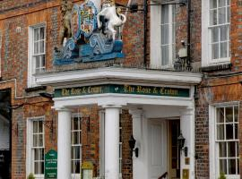 Best Western The Rose And Crown Hotel, Tonbridge