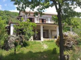 La Petrara, Cardile (Gioi yakınında)