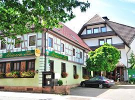 Hotel Prinzen, Kappelrodeck