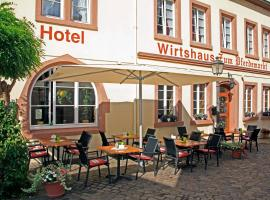 Wirtshaus zum Pferdemarkt, Saarburg (Ockfen yakınında)