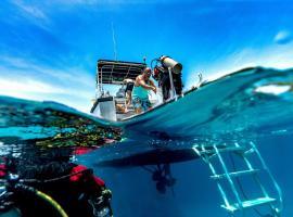 Turtle Bay Eco Resort, Cayos Cochinos (рядом с городом Trujillo)