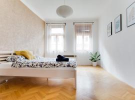 Big family apartment, Prag (Pelc Tyrolca yakınında)