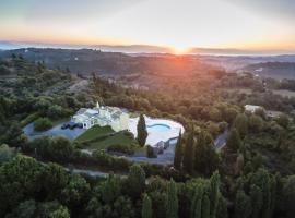Villa Leopolda Corfu, Kompítsion