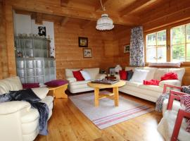 Chalet Oswald by ISA AGENTUR