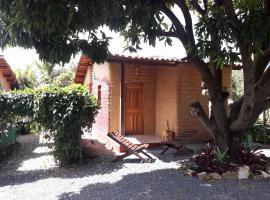 Pousada Adhipati, Vale do Capao (Cruz yakınında)