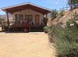 Ferienhaus Aconcagua, Llay-Llay (Casas de Chacabuco yakınında)