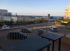 Appartement 8 couchages 60 M² front de mer