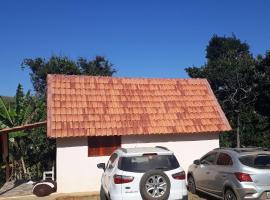Chale Do Coala, Bocaina (São Thomé das Letras yakınında)