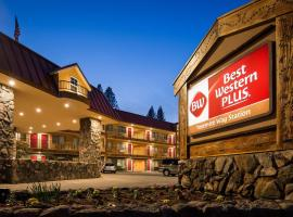 Best Western Plus Yosemite Way Station