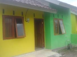 Selaparang Asri Homestay, Masbagik (рядом с городом Sakra)