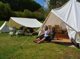 Bell Tent, Brecon