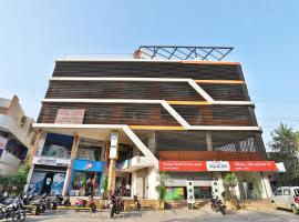 Hotel Adendip Inn, Anand (рядом с городом Chaklāsi)
