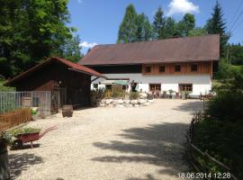 Ferienwohnung Eschermühle, Pettenbach (Steinbach am Ziehberg yakınında)