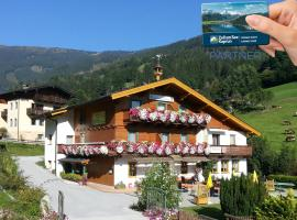 Hotel Pension Schmittental, Zell am See