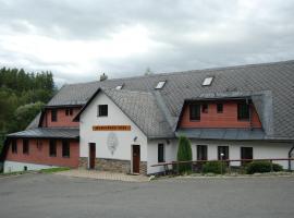 Hamříkova Stáj, Dolní Moravice (Rýmařov yakınında)