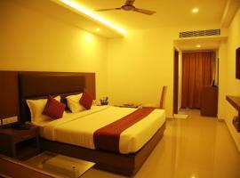 Hotel Malika Residency, Ettumānūr (рядом с городом Kānagāri)