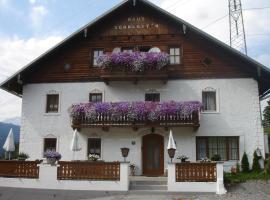 Haus Sonnleitn, Sankt Johann im Pongau (Grub yakınında)