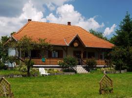 Németh Pincészet, Zákány (рядом с городом Gyékényes)
