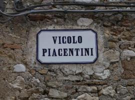 Borgo Sabino (casa della scrittura), Tarano