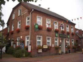Hotel Zur Waage, Marienhafe