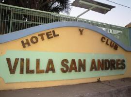 Hotel Y Club Villa San Andres, Juticalpa (рядом с городом Catacamas)