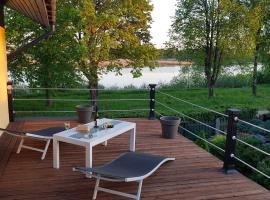Дом на берегу реки в 15 км от центра Риги, Maruška