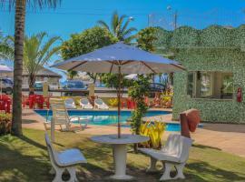 Tres Poderes Praia Hotel, Santa Cruz Cabrália