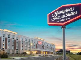 Hampton Inn & Suites Newburgh Stewart Airport, NY