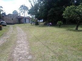 Casa Agora, El Colegio (Ventaquemada yakınında)