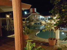 Hostería Aruba, Ambuquí (Hacienda San Alfonso yakınında)