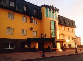 Hotel Anzas, Abakan