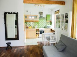 Bohomolca 26 cozy studio by Homeprime