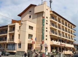 Hotel Ciucas, Vălenii de Munte