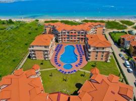 Hacienda Beach Resort - All Inclusive, Süzebolu (Ravadinovo yakınında)