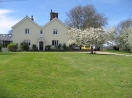Wootton Farmhouse, Plumpton (рядом с городом Cooksbridge)