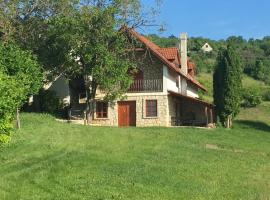 Pécselyi Vendégház, Pécsely (рядом с городом Tótvázsony)