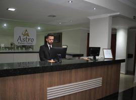 Astro Palace Hotel, Uberlândia (Tupaciguara yakınında)