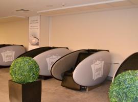 sleep 'n shop at The Dubai Mall