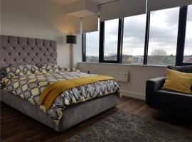 Lyon Luxury Suite