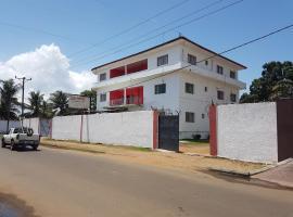 Eco-Hotel Hall & Restaurant, Monrovia